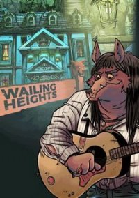Обложка Wailing Heights