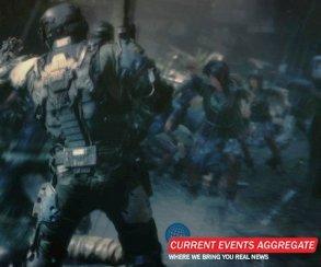 Переименованный твиттер Call of Duty сообщил о взрывах в Сингапуре