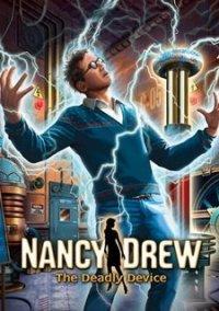 Обложка Nancy Drew: The Deadly Device