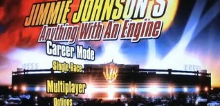 Jimmie Johnson's Anything with an Engine. Видео #3