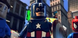 LEGO: Marvel Super Heroes. Видео #5