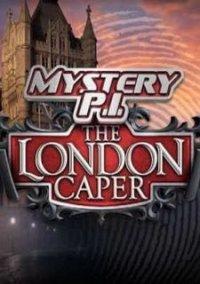 Обложка Mystery P.I.: The London Caper
