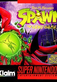 Обложка Todd McFarlane's Spawn: The Video Game