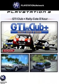 Обложка GTI Club + Rally Cote D'Azur