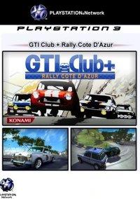 Обложка GTI Club + Rally Cote D'Azur
