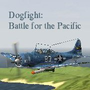 Обложка Pacific Warriors 2: Dogfight!