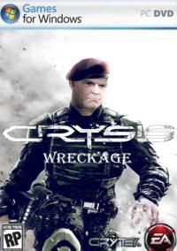 Обложка Crysis Wreckage