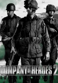Обложка Company of Heroes 2 - Ardennes Assault
