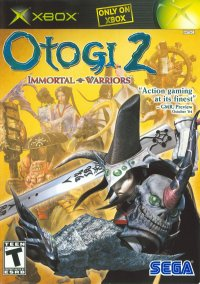 Обложка Otogi 2: Immortal Warriors