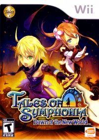 Tales of Symphonia: Dawn of the New World – фото обложки игры