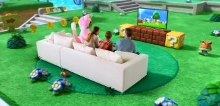 Super Mario 3D World. Видео #3