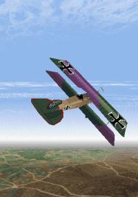 Обложка Flying Corps