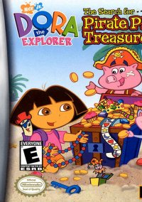Обложка Dora the Explorer: The Search for Pirate Pig's Treasure