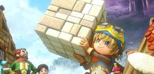 Dragon Quest Builders. Официальный трейлер