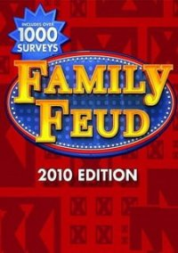 Обложка Family Feud: 2010 Edition