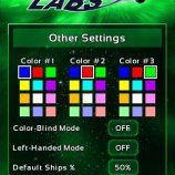 Скриншот Galcon Labs
