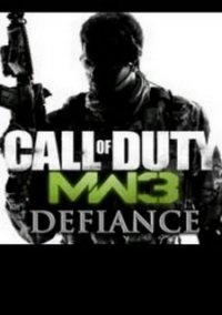 Обложка Call of Duty: Modern Warfare 3 - Defiance