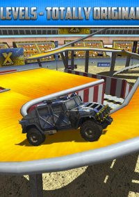 Обложка 3D Monster Truck Parking Game
