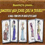 Dangerous High School Girls in Trouble! – фото обложки игры