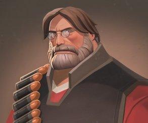 Лицо Гейба Ньюэлла стало шапкой для Team Fortress 2