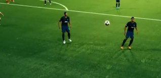Pro Evolution Soccer 2014. Видео #11