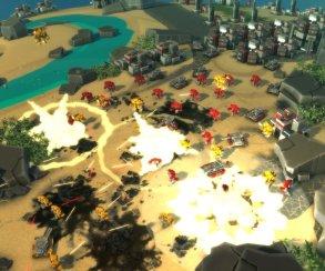Бесплатную игру Planetary Annihilation можно получить за пожертвования