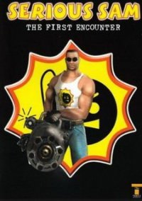 Обложка Serious Sam: The First Encounter