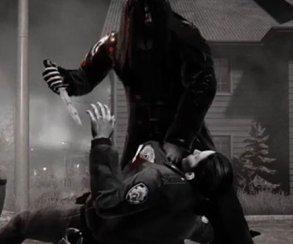 [18+] Маньяк играет с огнем в новом видео Hatred