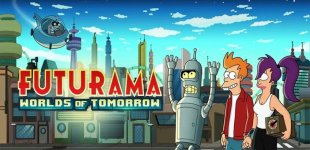 Futurama: Worlds of Tomorrow. Релизный трейлер