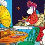 Скриншот Moomintrolls: The Magic Lamp – Изображение 9
