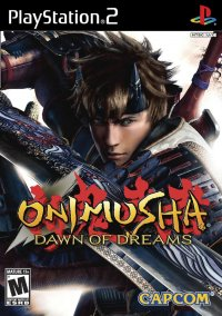 Обложка Onimusha: Dawn of Dreams