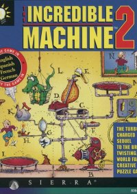 Обложка Incredible Machine 2