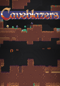 Обложка Caveblazers
