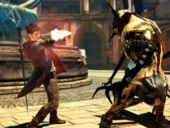 DmC: Devil May Cry: впечатления с Gamescom 2012