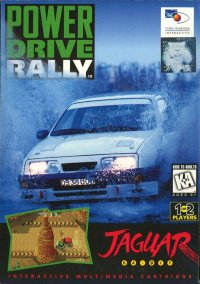 Обложка Power Drive Rally