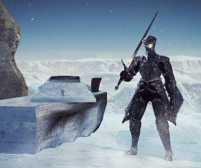 Dark Souls 2 пугает морозами на снимках из последнего дополнения