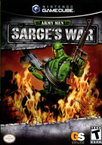 Обложка Army Men: Sarge's War