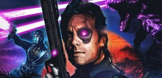 Far Cry 3: Blood Dragon. Видео #3
