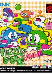Обложка Puzzle Bobble Mini
