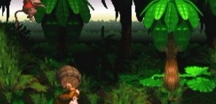 Donkey Kong Country Returns. Видео #3