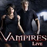 Обложка Vampires Live