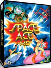 Обложка Space Ace HD