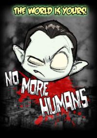 Обложка No More Humans