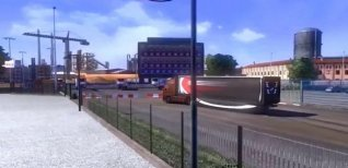 Euro Truck Simulator 2. Видео #10