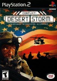Обложка Conflict: Desert Storm