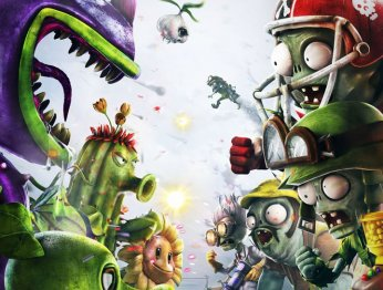 Рецензия на Plants vs Zombies: Garden Warfare
