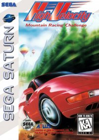 Обложка High Velocity: Mountain Racing Challenge