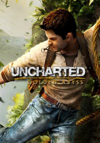 Обложка Uncharted: Golden Abyss