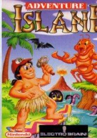 Обложка Adventure Island