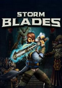 Обложка Stormblades